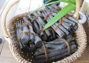 Binchotan-White-charcoal
